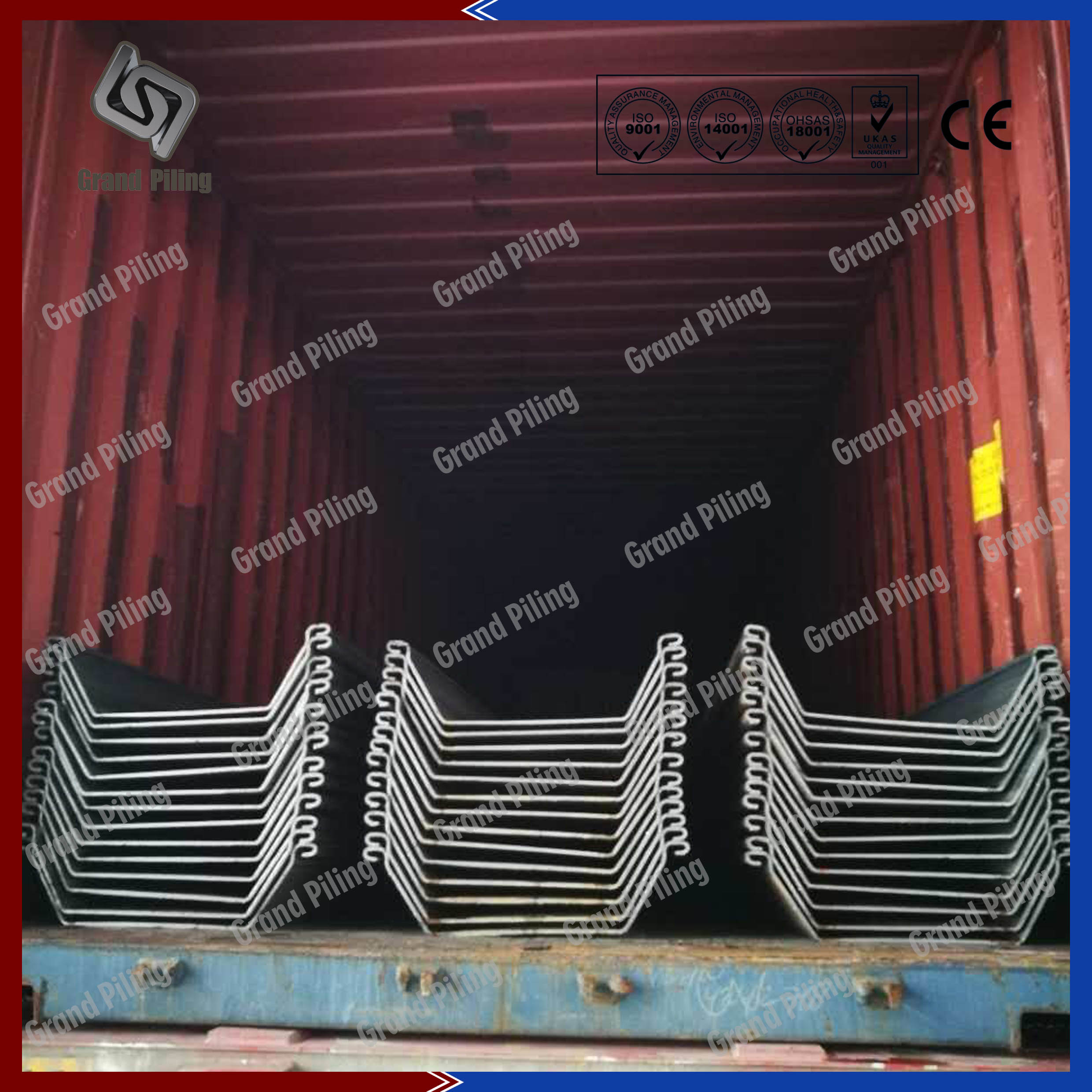 Container Ladung