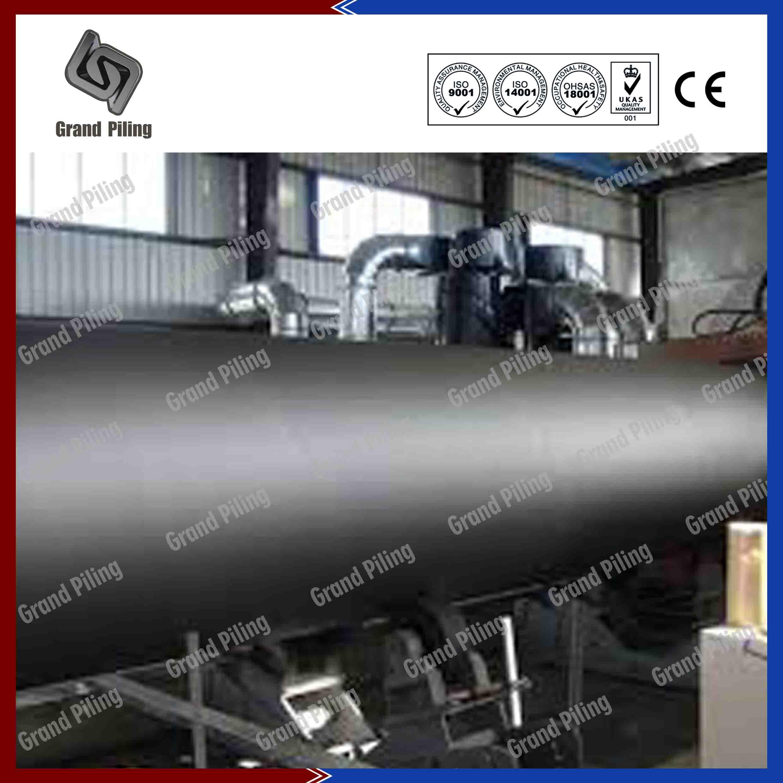 Stahlrohrpfahl