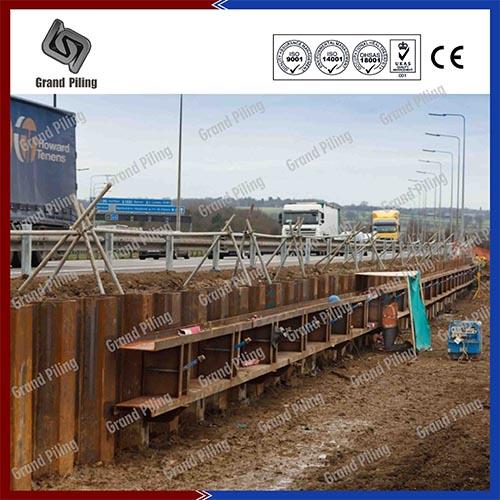 Infrastrukturbau, Amsterdam, Niederlande